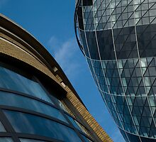 30 St Mary Axe Study - One by AjayP