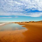 Stockton Beach by TheSpaniard