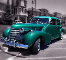 1940 Cadillac Fleetwood by TeeMack