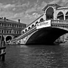 Rialto Bridge by JMChown