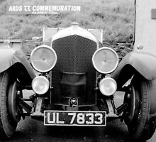 Ards TT ... Bentley ul7833 by oulgundog