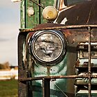 Rusty truck by indykb