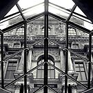 Through the Louvre by Matthew Pugh