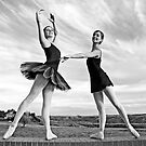Ballerina Friends by indykb