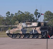 0C Leopard AS1 MBT by Christopher Houghton
