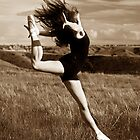 Leaping Dancer by indykb