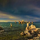 Mono Lake Sunset by Doug Scott