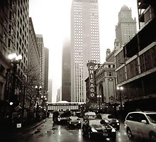 Streets of Chicago by HolgaJen