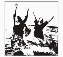 Nuns on the fun by TeeArt