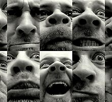 Many Faces. by Paul Rees-Jones