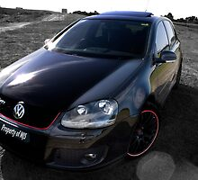 VW MKV GTI by sunsxr6t