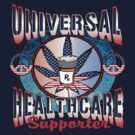 Universal Health Care Supporter by calroofer