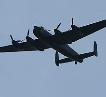 Avro Lancaster #1 by Pirate77