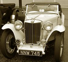 The MG by oulgundog