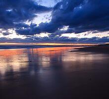 Woolamai Reflection by Andrew Widdowson