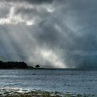 Transient light over Loch Eil by frasersfotos