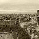 Watching Over Paris by Bob  Perkoski