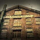 Hockanum Mills  by Tania Palermo