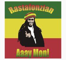 Rastafonzian by calroofer