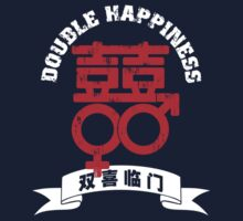 Double Happiness Series - Male & Female by leftpixel
