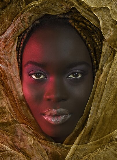 Exotic Beauty by Alf Caruana