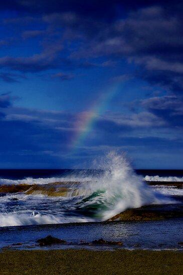 """Rainbow Break"" by Phil Thomson IPA"