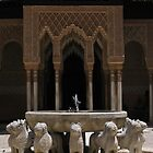Alhambra, Granada, Spain by Linda More