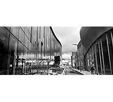 Reflection on Half Moon Street Photographic Print