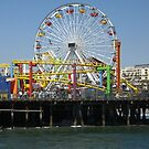 Santa Monica Pier by Bellavista2