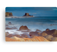 Cosy Nook, Southland, New Zealand Canvas Print