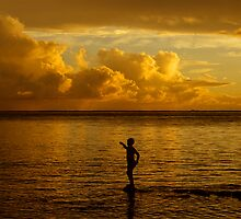 Tahitian Child by solena432