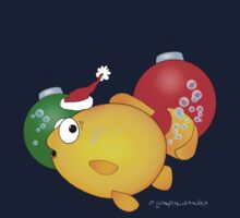 Too much Christmas dinner! by graphicdoodles