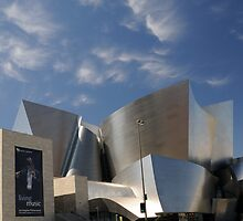 Disney Hall by tstreet