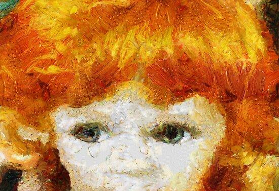 Dolls eyes by Untamedart
