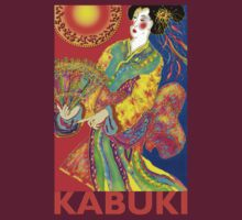 Kabuki by luvapples downunder/ Norval Arbogast