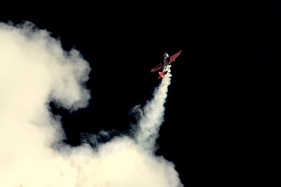 aerobatics by Dan Coates