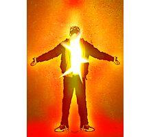 Golden Age (Fallen Idol) Photographic Print