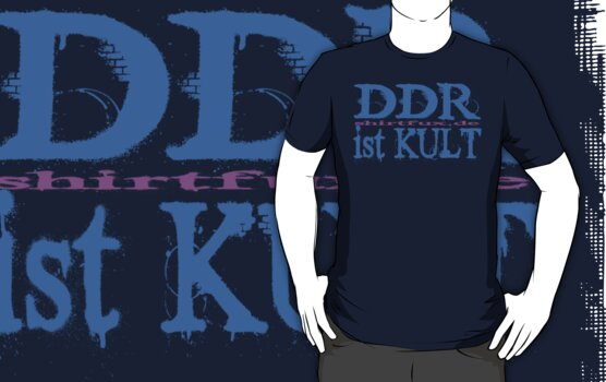 DDR ist Kult by fuxart