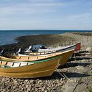 Small Dories by Sean McConnery