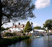 The Anchor Inn by mikebov