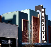 Varsity Theater by Stephen  Van Tuyl