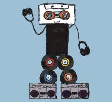Robo-dance by Lorna Boyer