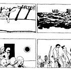 Capoeira comic by dimi