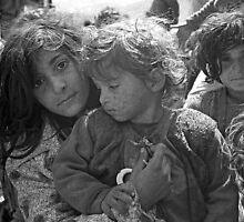 KURDISH REFUGEES by kfbphoto