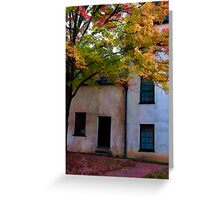 Autumn Solitude Greeting Card