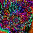 PSYCHEDELIC WOODSTOCK DREAMS by 1arcticfox