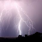 Lightning Photography Series II by Michael Bath