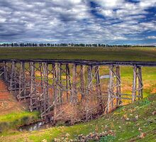 trestle by Lois Romer