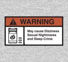 Warning Label by Jason Bird