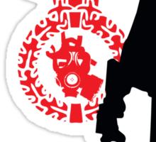 SABOTUER INGRATES Sticker